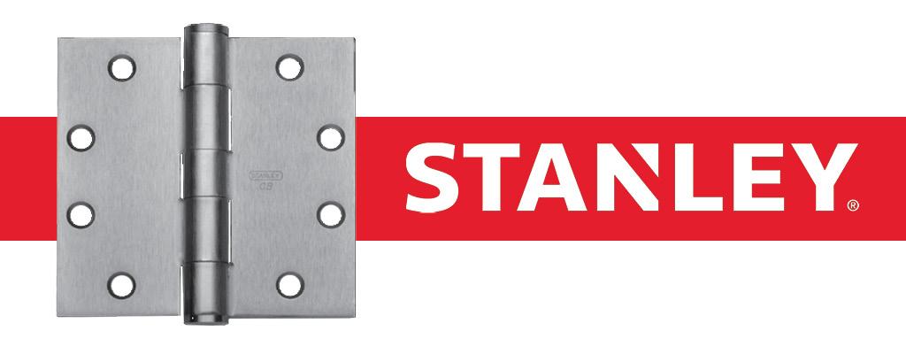 STANLEY CB Series Hinges | Security Lock Distributors